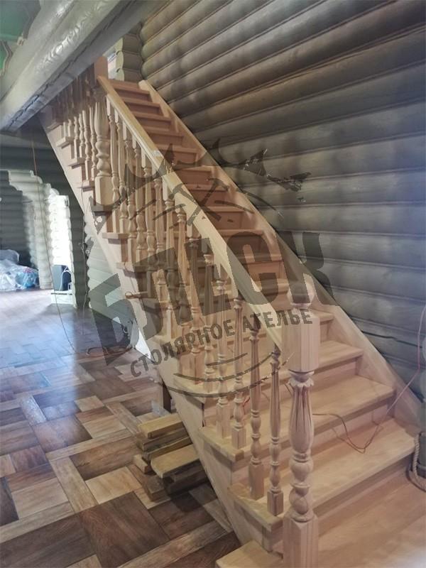 Лестница на заказ в Дмитрове